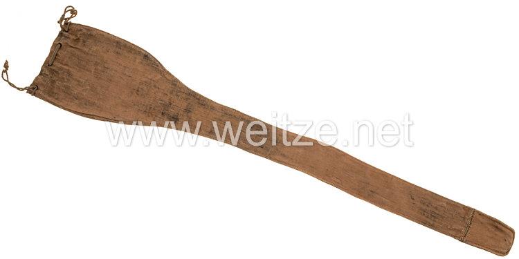 Deutsches Reich 1871 - 1918 Degentasche für denInfanterie-Offiziersdegen alter Art (a.Art) oder (IOD) 89