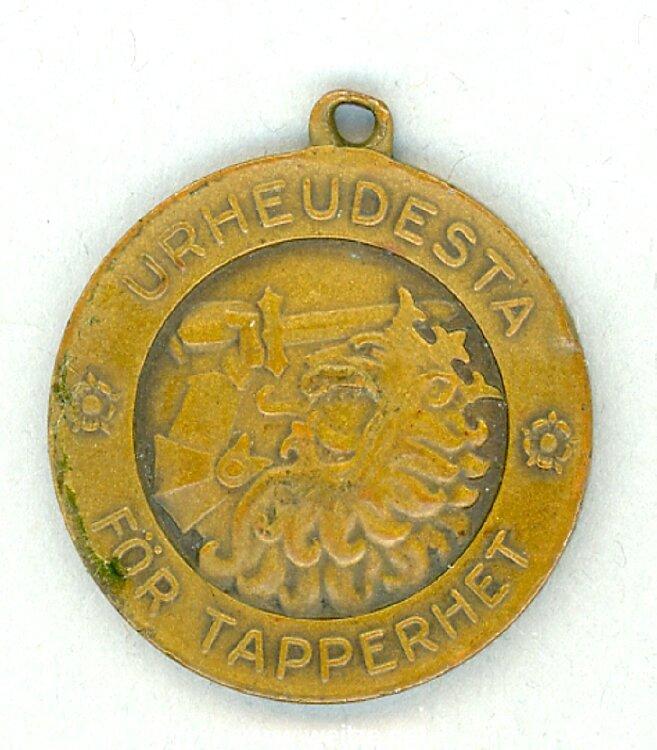 Finnland Tapferkeitsmedaille in Bronze 1918