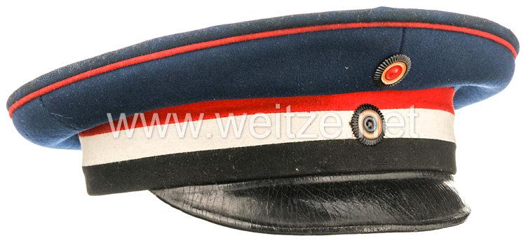 Preußen Schirmmütze für einen Angehörigen eines Kriegervereins