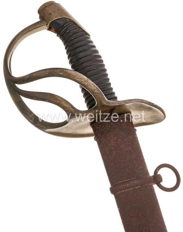 Bayern Pallasch für Schwere Reiter (Kürassiere)
