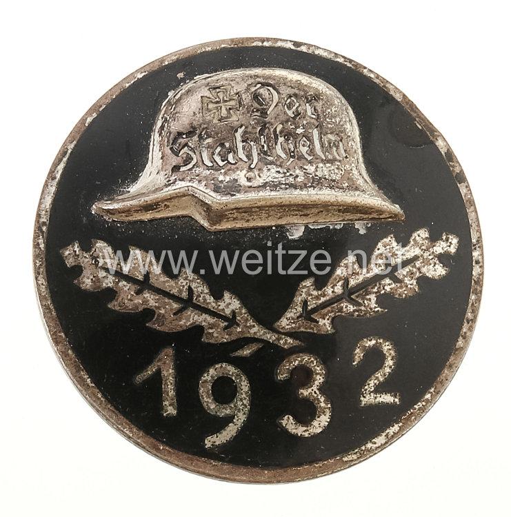 Stahlhelmbund - Diensteintrittsabzeichen 1932