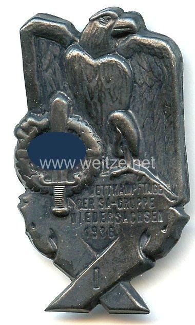 SA - Wettkampftage der SA-Gruppe Niedersachsen 1936