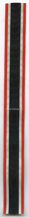 Originales Band zum Kriegsverdienstkreuz 1939 2.Klasse