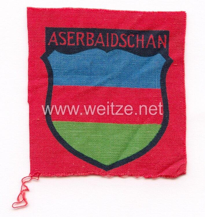 Wehrmacht Heer Ärmelschild für Freiwillige