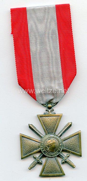 """Frankreich TOE """"Croix de guerre des Théâtres d'opérations extérieurs"""""""