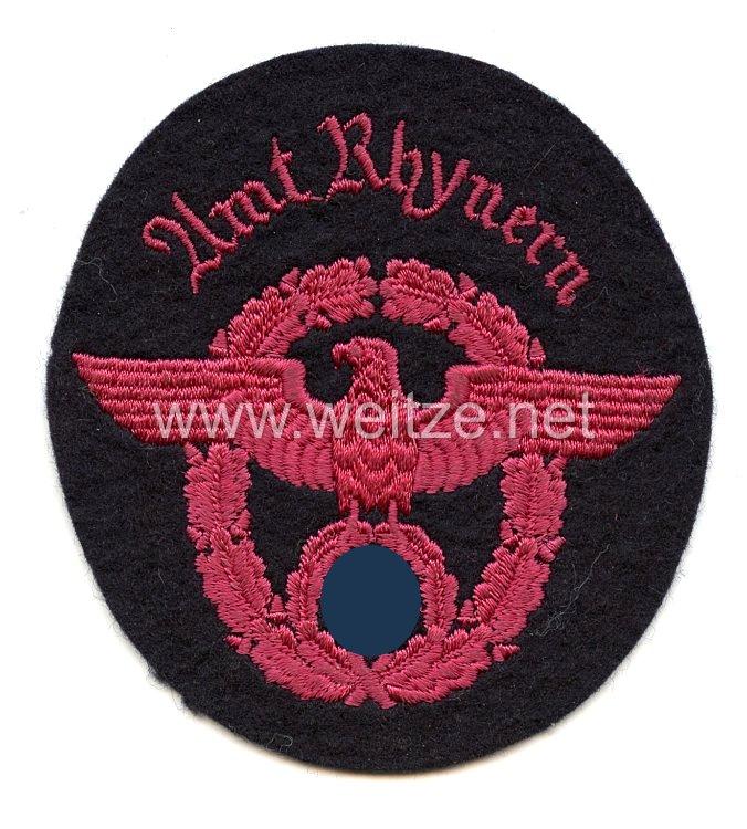 "III. Reich Feuerwehr Ärmeladler "" Amt Rhynern """