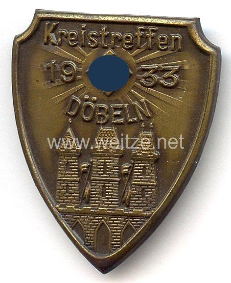 III. Reich - Kreistreffen Döbeln 1933