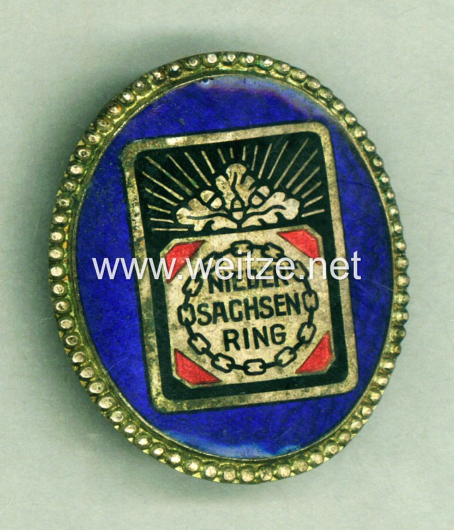 III. Reich - Niedersachsen-Ring