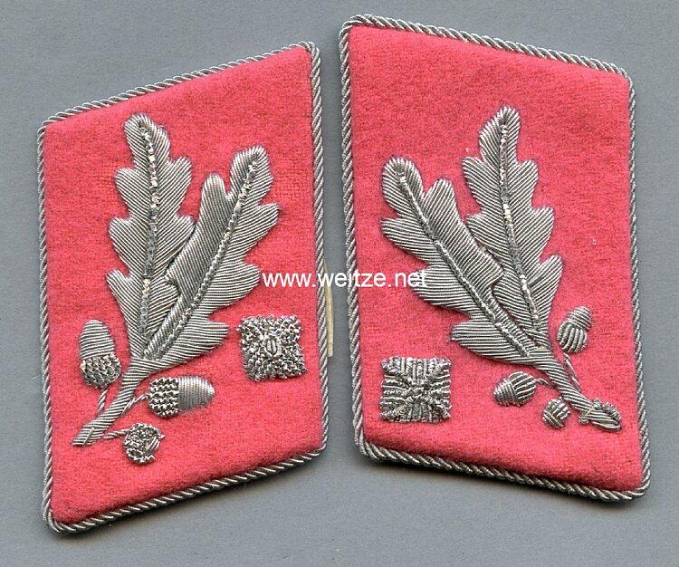 Kragenspiegel für einen SA-Brigadeführer der SA-Gruppe Südmark