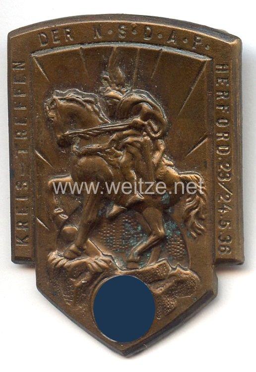 NSDAP - Kreistreffen der NSDAP Herford 23./24.5.1938