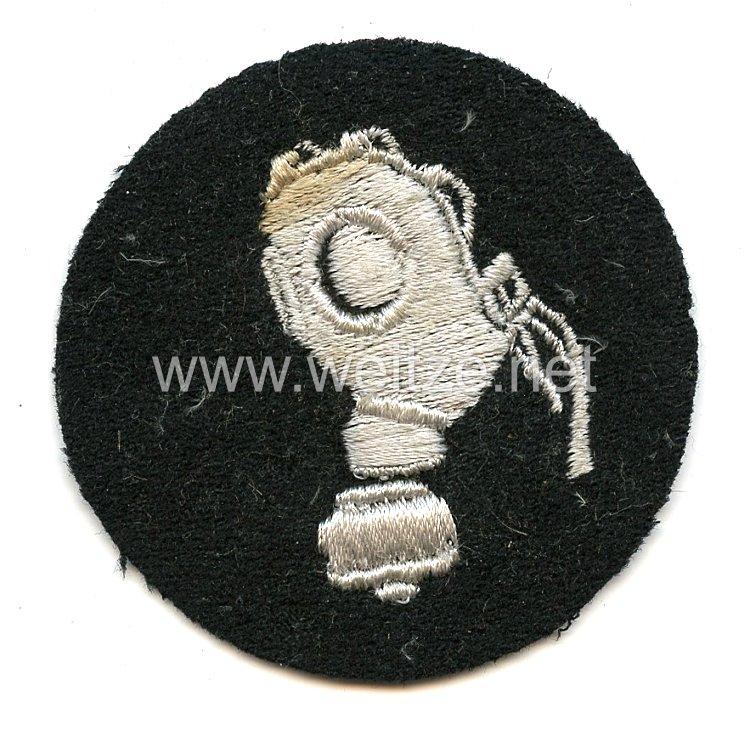 Waffen-SS Ärmelabzeichen für einen Gasschutzunteroffizier