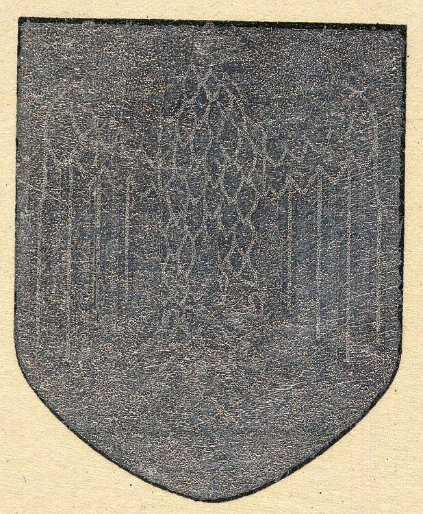 Wehrmacht Adlerschild für Stahlhelme