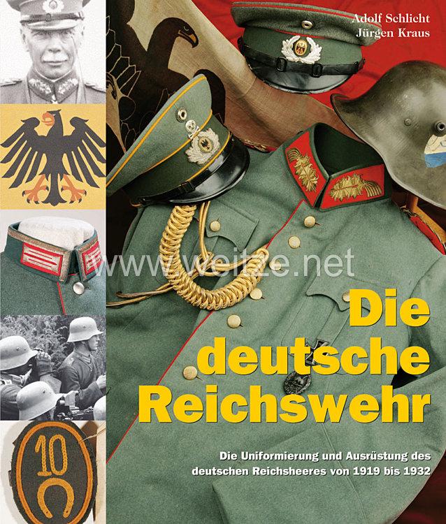 Dr. Jürgen Kraus, Adolf Schlicht: Die deutsche Reichswehr