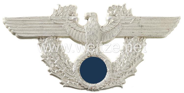 Polizei Adler für den Kartuschkasten der berittenen Polizei