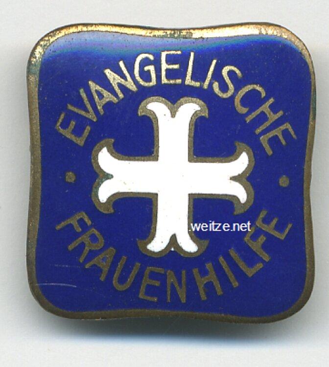 Evangelische Frauenhilfe -Mitgliedsabzeichen 5. Form