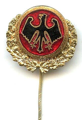 Reichsbanner Schwarz-Rot-Gold, Bund deutscher Kriegsteilnehmer und Republikaner - Goldene Ehrennadel