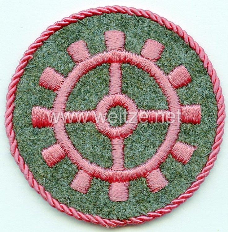 Wehrmacht Heer Ärmelabzeichen für Kfz- und Panzerwart I für Handwerker