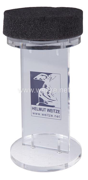 Helmut Weitze kleiner Helmständer