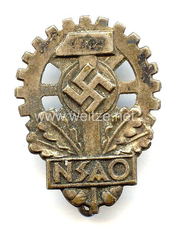 Nationalsozialistischer Reichsverband der deutschen Arbeitsopfer ( NSAO )