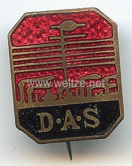 Deutscher Arbeitersängerbund ( DAS ) -Mitgliedsabzeichen