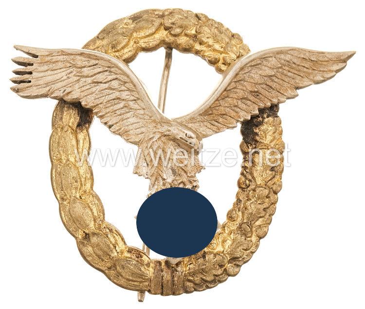 Gemeinsames Flugzeugführer-u. Beobachterabzeichen