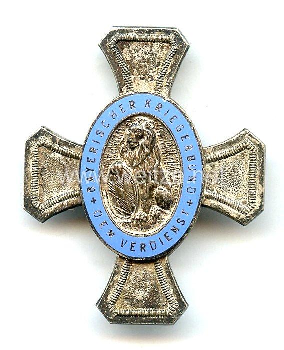 Bayerischer Kriegerbund - Bundesverdienstkreuz
