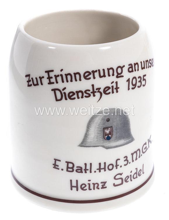 Wehrmacht Heer - Erinnerungskrug