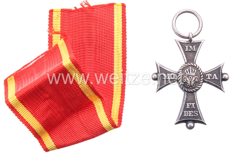 Braunschweig Orden Heinrich des Löwen - Verdienstkreuz 2. Klasse