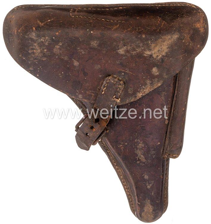 1. Weltkrieg Pistolentasche für die P08