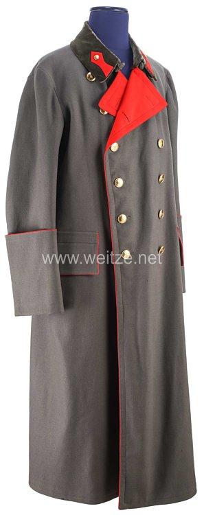 Österreich/K.u.K.-Monarchie 1. Weltkrieg Feldgrauer Mantel für Generale
