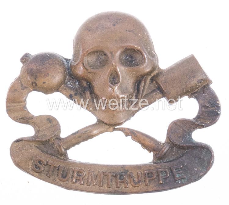 1. Weltkrieg Kappenabzeichen