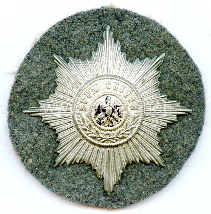 Freikorps Ärmelabzeichen der Potsdamer Garde Formationen