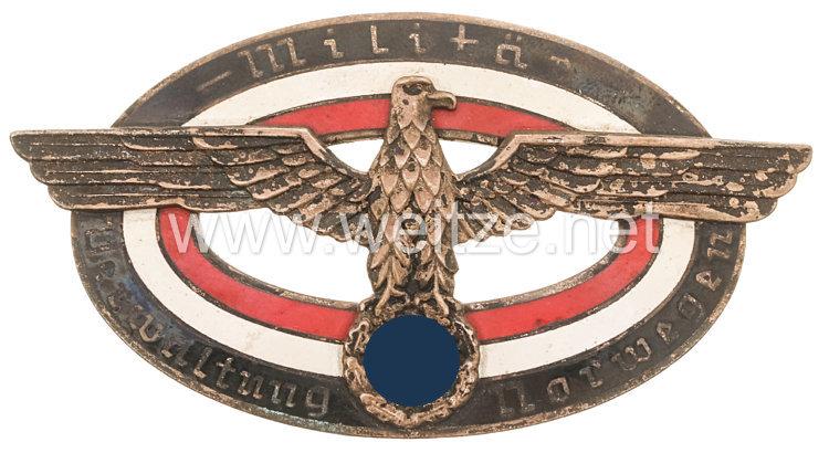 Wehrmacht großes Dienstabzeichen für Angestellte der
