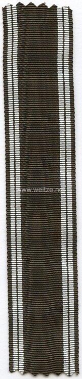 Ordensband NSDAP Dienstauszeichnung in Bronze