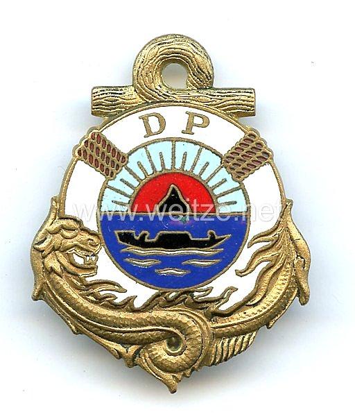 """Frankreich Indochina Marine - Abzeichen """"Port de Saigon"""" -"""