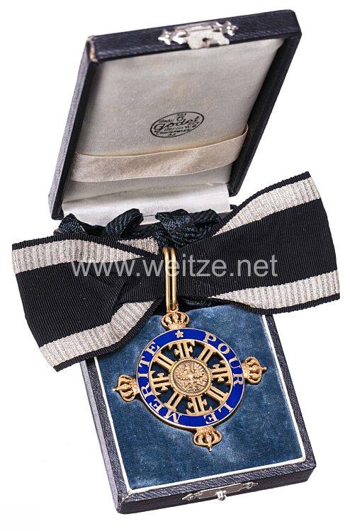 Preußen Orden Pour le Mérite für Kunst und Wissenschaft