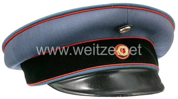 Baden Schirmmütze für Offiziere im 3. Badischen Dragoner Regiment Nr. 22