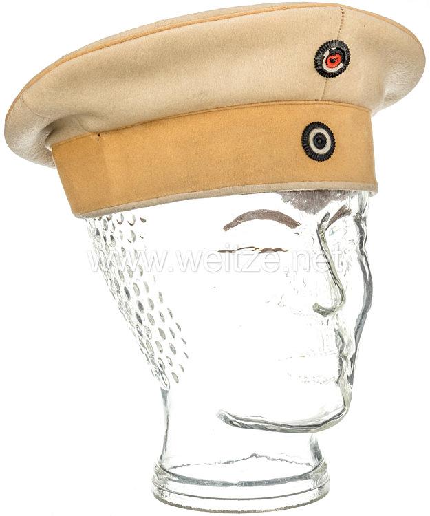 Preußen Krätzchen/Tellermütze für Mannschaften im Kürassier-Regiment von Seydlitz (Magdeburgisches) Nr. 7