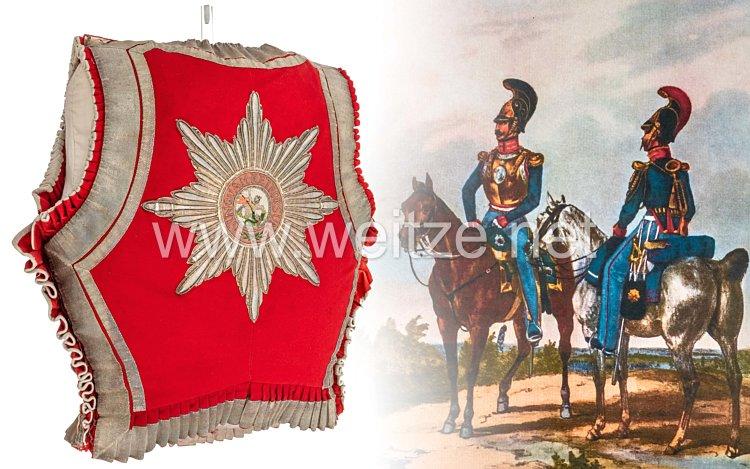 Königreich Hannover Supraweste für einen Offizier imGarde du Corps