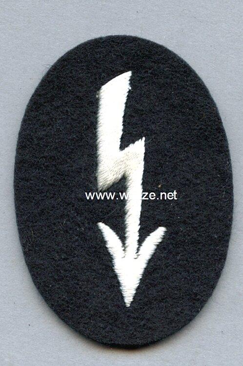 Wehrmacht Heer Ärmelabzeichen Funker Infanterie