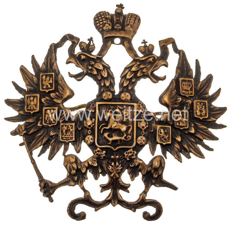 Zaristisches Russland Helmadler