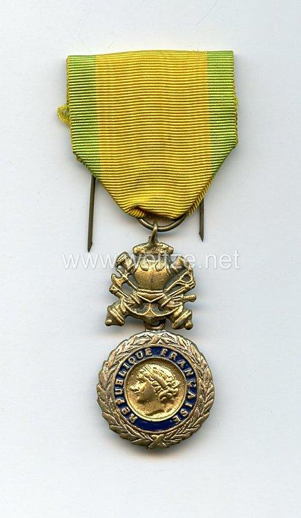 "Frankreich Indochina ""Médaille Militaire"" lokale Fertigung"