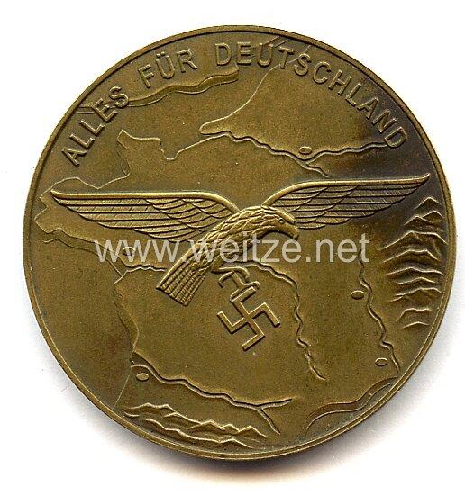 Luftwaffe - nichttragbare Plakette -