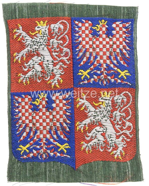 Protektorat Böhmen und Mähren: Ärmelschild