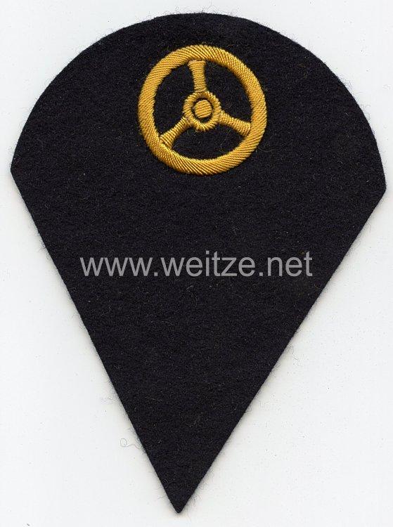 Kriegsmarine Ärmelabzeichen Mannschaften Kraftfahrerlaufbahn