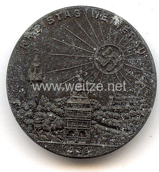 III. Reich - Kreistag Wetterau 1938