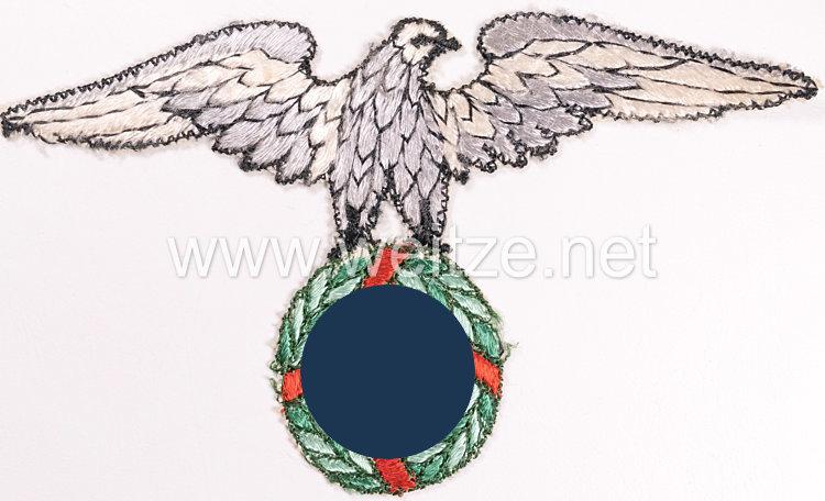 NSDAP/SA großer gestickter Hoheitsadler